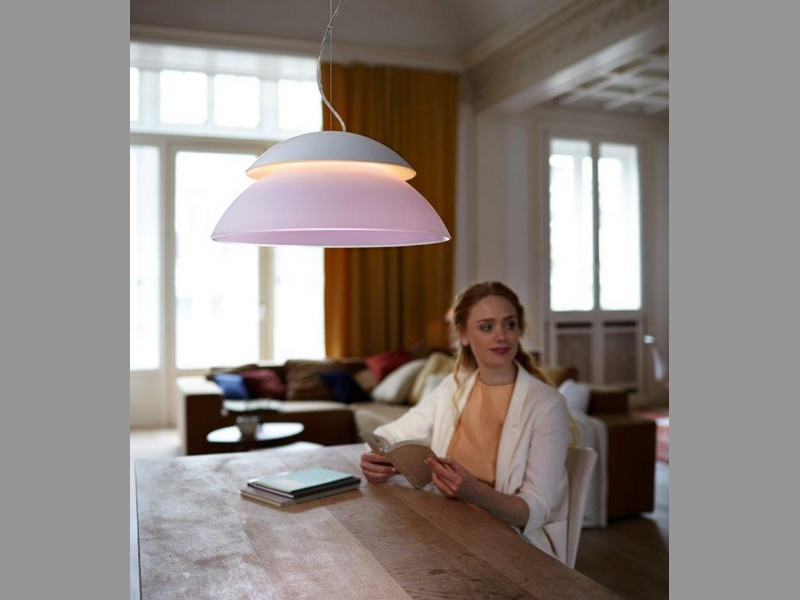 Lighting Pl Philips Hue Beyond Unikalne Wrazenia Swietlne