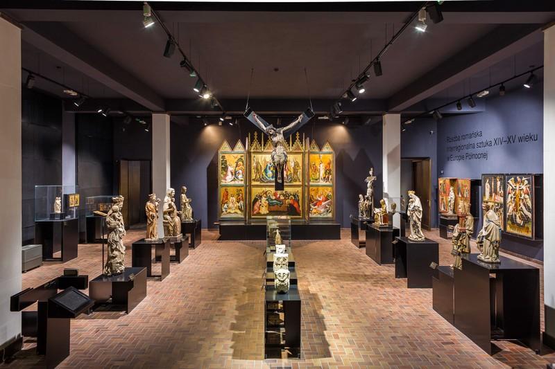 Lightingpl Zumtobel Zrealizował Nowe Oświetlenie W Muzeum